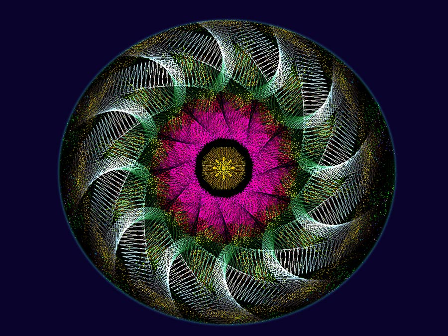 Click to view  the Next Sacred Geometry Image